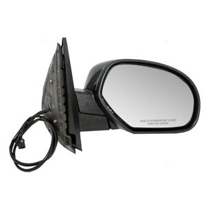 Passengers Power Side View Mirror Heated For Gmc Chevy Pickup Truck Cadillac Suv