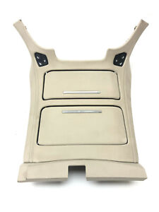 Gm Center Console Cup Holder Shale Leather W Heated Cooled Seat Option New