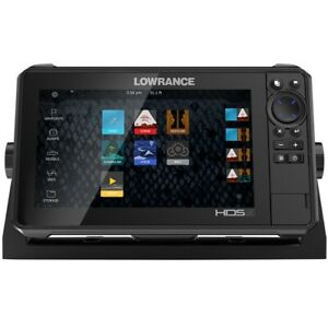 Lowrance Hds 9 Live With Active Imaging 3 In 1 T m 000 14422 001