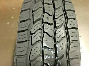4 Lt 265 70 17 Cooper At3 Lt Tires 10ply 70r17 R17 70r 60 000 Mile All Terrain