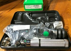 Welch Allyn Halogen 3 5v Panoptic Ophthalmoscope Diagnostic Set 97200 mpc
