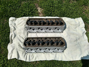 1987 1995 Ford Mustang 5 0l Ford Racing Gt40 iron Cylinder Heads 302 Cobra Gt