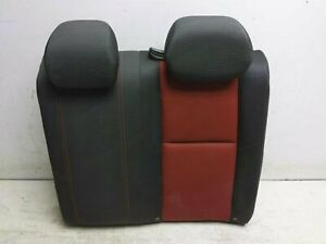 14 15 Honda Civic Si 2dr Rear Driver Seat Upper Portion 82121 ts8 v81za