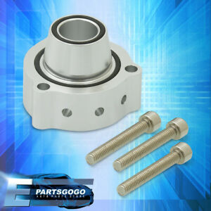 For 08 10 Vw Gti Tsi 2 0 Turbo Atmospheric Blow Off Valve Adapter Plate Sandwich