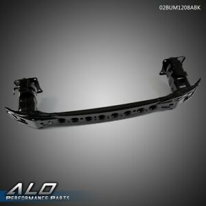 Front Bumper Reinforcement Support Bar For 2012 2018 Ford Focus Fo1006261