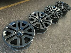22 Foose Edition Ford F150 Expedition Oem Factory Stock Wheels Rims 6x135 20