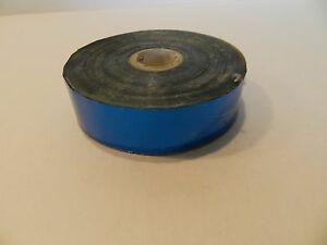 1000 X 1 Blue Nakai Foil For Hot Stamping Printing New With 1 Core
