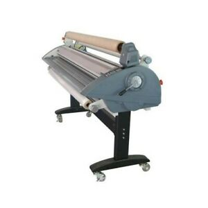 Royal Sovereign Rsh 1651 65 Dual Thermal And Cold Wide Format Roll Laminator