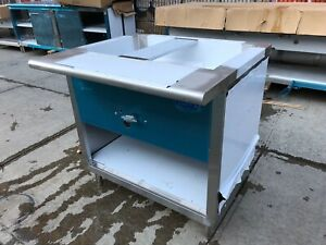 36 Steam Table Single Burner Natural Gas No Glass Nsf Approved