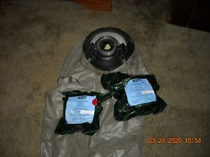 Scott Av 2000 Mask Large W Nose Cup Scba Air Pak W Hood 2 Air Cartriages