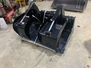 Skid Steer 4 In 1 Grapple 60 Inch Wacker Neuson 1249470