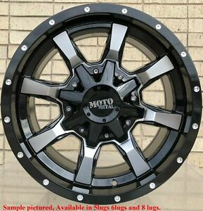 Wheels For 17 Inch Dodge Ram 1500 2007 2008 2009 2010 2011 2012 Rims 1866