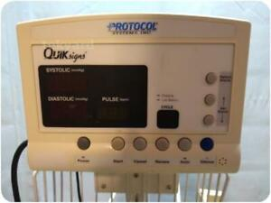 Welch Allyn Protocol 52000 Series Vital Signs Patient Monitor 240027