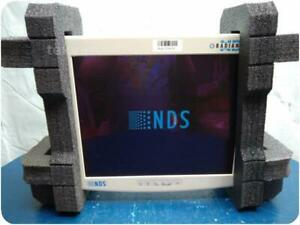 National Display System Nds Sc sx19 a1511 Radiance Flat Screen Monitor