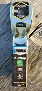 Reese Towpower 2 Drop Carbon Forged 7 000 Pound 1 Mounting Tow Bar