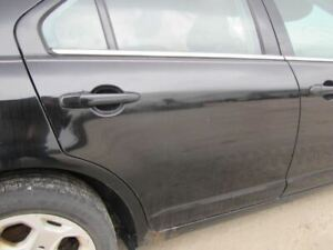 Passenger Rear Side Door Without Side Moulding Holes Fits 06 12 Fusion 2115034