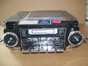 1979 Chevy Camaro Z28 Am Fm Delco Stereo Radio Cassette For 1978 1987 Gm