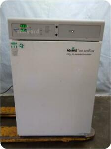 Nuaire Air jacketed Automatic Co2 Incubator 225776