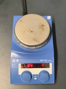 Ika Ret Basic S001 Hotplate With Pt1000 Temperature Probe