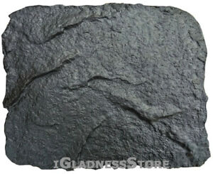 Concrete Texture Rubber Stamps Mat For Printing On Cement Small Rock