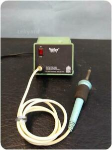 Weller Wtcps Pu120 Power Unit With Soldering Pencil Eta Tip 211080