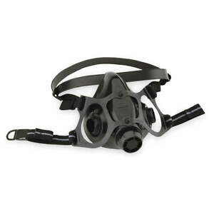 North By Honeywell 7700 Series Half Face Respirator 7700 30l Size Large