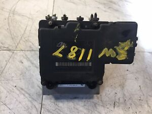 1999 Mercedes Benz Ml320 Ml430 Abs Pump Anti Lock Brakes A163 4310112