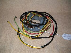 Nos Mopar 1958 1960 Dodge Truck Turn Signal Switch Wiring Rare