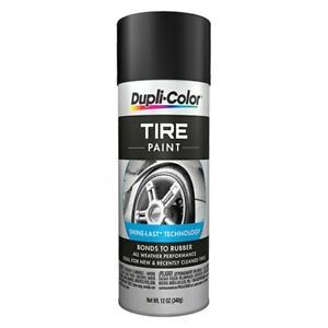 Dupli Color Tp101 Shine Last Tire Paint