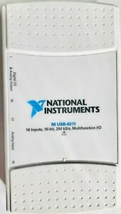 National Instruments Usb 6211 Data Acquisition Devices Multifunction