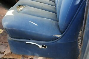 1946 1947 1948 Chrysler Front Seat From 52 000 Mile Car