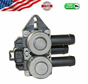 Xr840091 Heater Control Water Valve Fit Jaguar S type 2002 2008 With 3 Ports