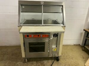 Alto Shaam Cook And Hold W Display Mobile Cart Tested