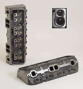 Dart 10420010p Iron Eagle Cylinder Head 200 Cc Intake Fits Small Block Chevy
