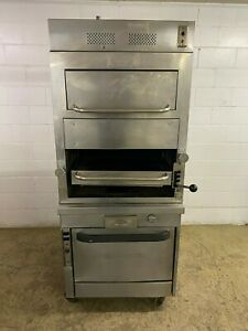 Southbend Gas Magic Ray Broiler W Convection Oven Tested