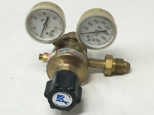 Linde Inert Gas Pressure Regulator Tsa 80 Usg Gauge