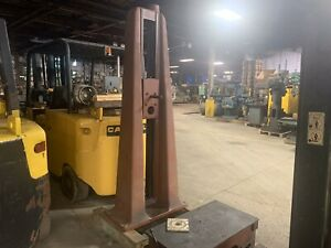 Horizontal Boring Mill Support Lucas G l