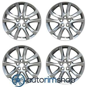 Mazda 6 2014 2015 2016 2018 19 Oem Wheels Rims Full Set