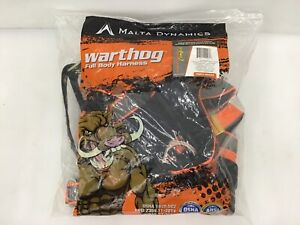 Warthog Comfort Maxx Belted Side D ring Harness