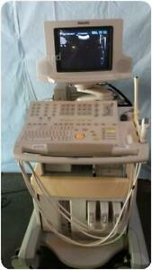Philips Hdi 5000 Diagnostic Ultrasound Machine 151127