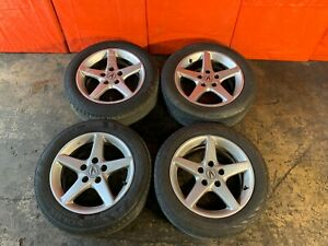 Oem 2004 Acura Rsx Type S Wheels And Tires Set Of 4 Wheel Rim 5 Spoke