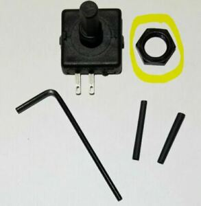 Nut Only For Vitamix Nut For Variable Speed Control Switch Potentiometer