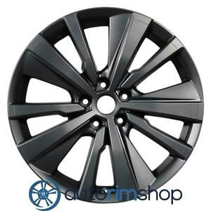 New 19 Replacement Rim For Nissan Altima 2020 Wheel Charcoal