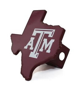 State Of Texas A M Large Hitch Cover