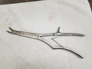 Synthes Laminectomy Rongeur Double Action 4mm a10fa115