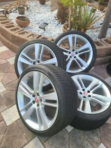 Car Tires Wheels For Jaguar F Type Convertible Aston Porsche Or Jaguar Suv