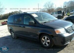 2008 Dodge Caravan Four Speed Automatic Transmission Only 295834