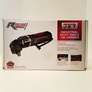 Jet Industrial Pneumatic air Right Angle Die Grinder Jat 482