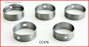 Enginetech Cc476 Cam Bearings Dodge Mopar 361 383 400 404 413 426 440