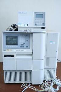 Waters 2695 Alliance Separations Module 2487 Hplc Dual Absorbance Detector